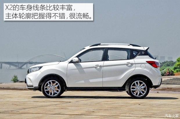 推荐锋锐版/劲锐版 陆风X2购车手册