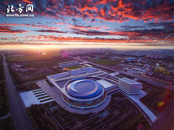武清体育中心体育馆 乒乓球项目