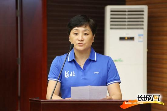 第十三届全运河北省代表团成立 430余名运动员