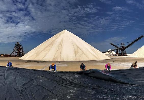 唐山:春盐丰收货满仓