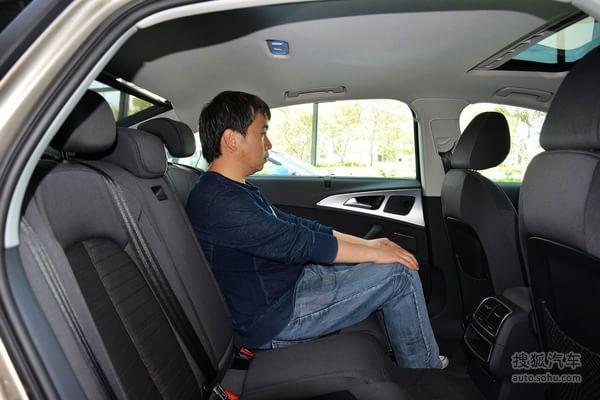 奥迪A6L最高优惠15万现车充足