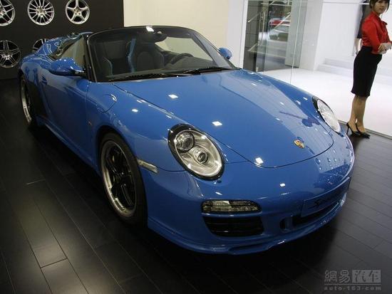 再次致敬经典 全新911 Speedster将9月发布
