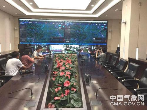 中国气象局启动Ⅲ级应急响应