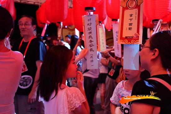 京津冀灯谜精英邀请赛在张家口桥东区开幕