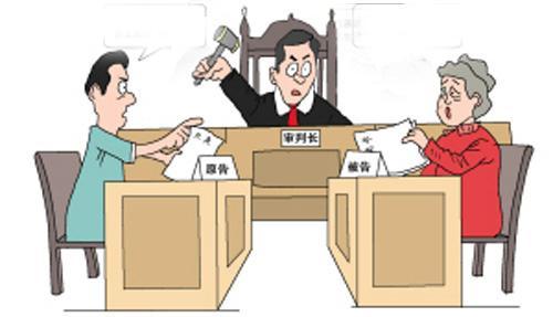 井陉县法院:原告逾期不缴纳诉讼费按自动撤诉处理