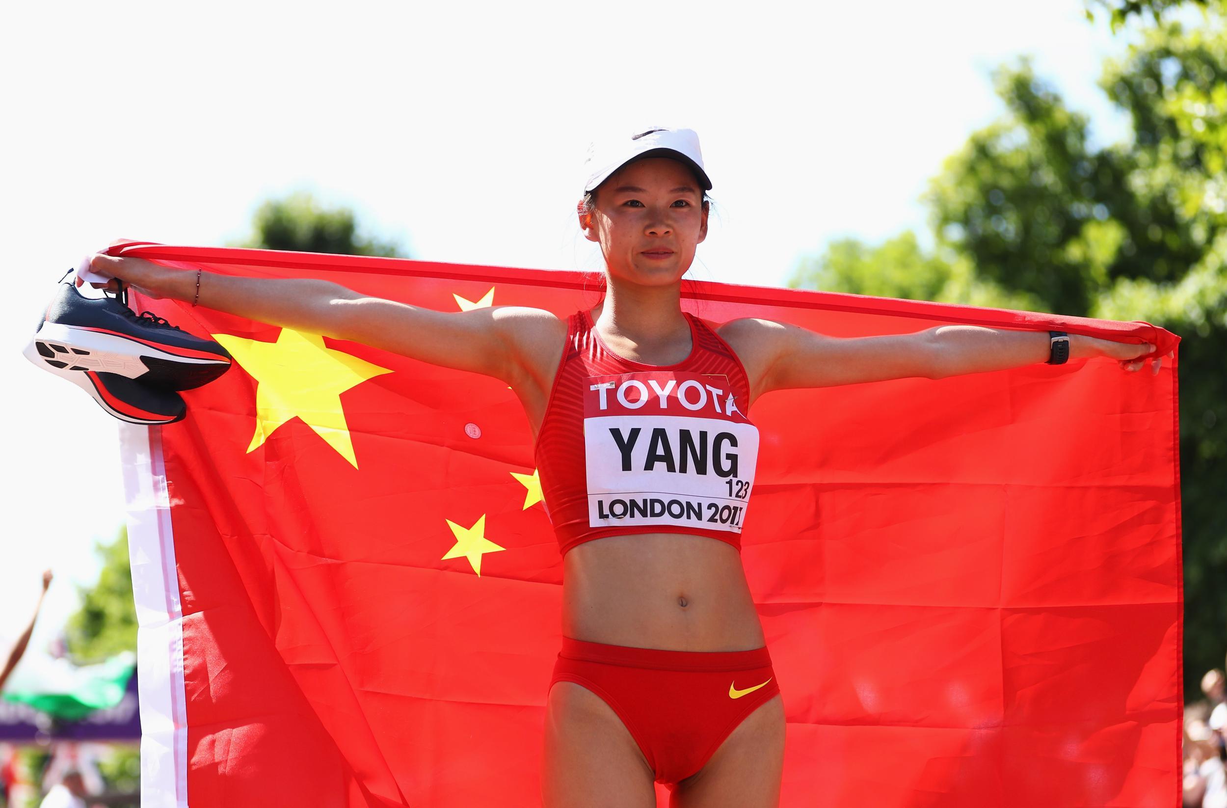 中国摘世锦赛第2金