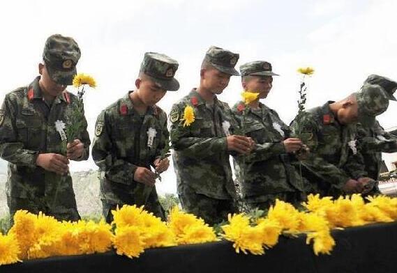 四川九寨沟举行公祭活动 悼念地震遇难者