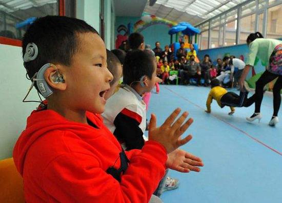 石市教育局发出通知 保障残疾儿童少年接受义务教育