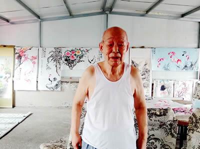 [他们] 95岁抗战老兵的传奇人生