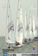 """[全运会]女子帆船帆板赛 """"最美运动员""""马娇出战"""