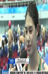 [全运会]张雨霏期待女子200米蝶泳能更进一步