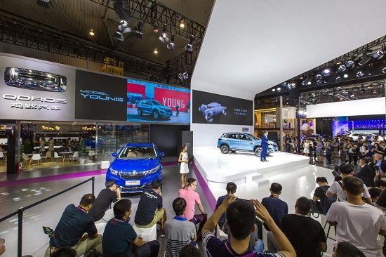 观致汽车为用户打造未来出行新体验