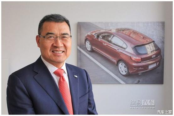 独立新高端品牌 观致汽车