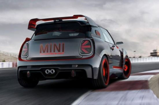 史上最极端MINI概念车公布 将亮相法兰克福
