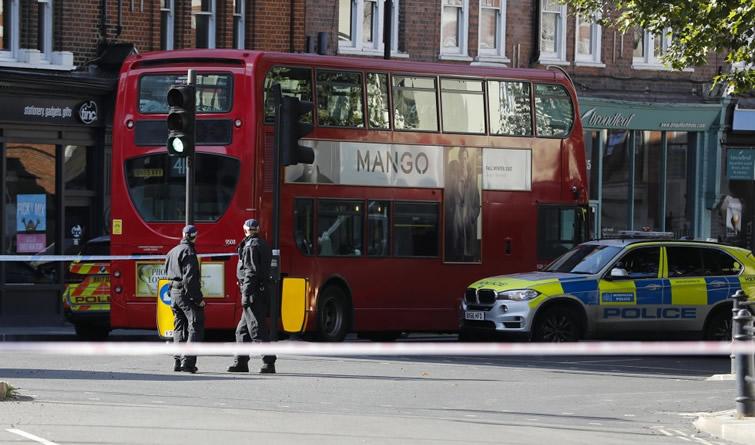 英国警方将伦敦地铁爆炸事件定性为恐怖袭击