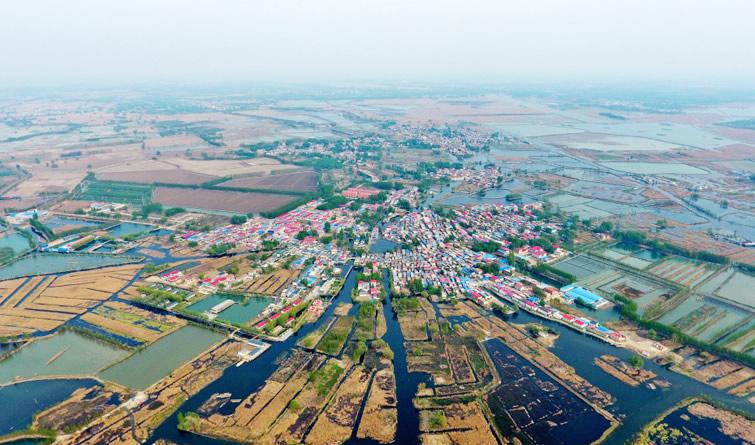 十张图看京津冀协同发展:蓝图正在变现实
