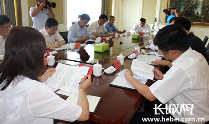人社部副部长、国家外专局局长张建国:助力雄安新区引进国际高端人才