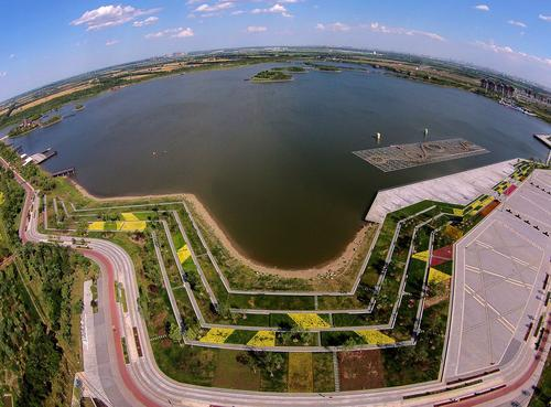 图说京津冀:绿色发展看变化