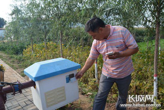 节水奖补 超用加价 成安创新农业水价改革模式