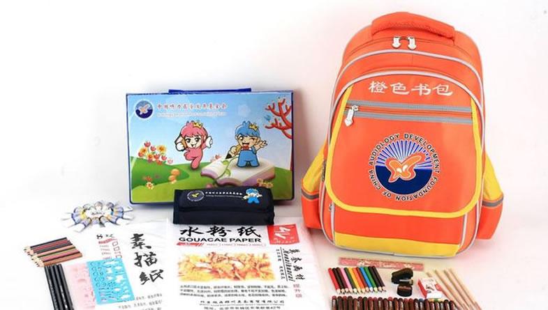 """""""橙色书包""""能否成为听障儿童的最佳护身符"""
