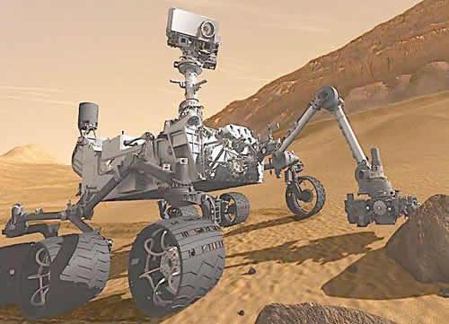 中国火星探测器2020年发射