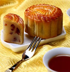 中秋习俗——吃月饼