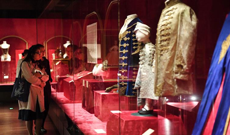 """故宫首次迎来""""茜茜公主""""和匈牙利文物"""