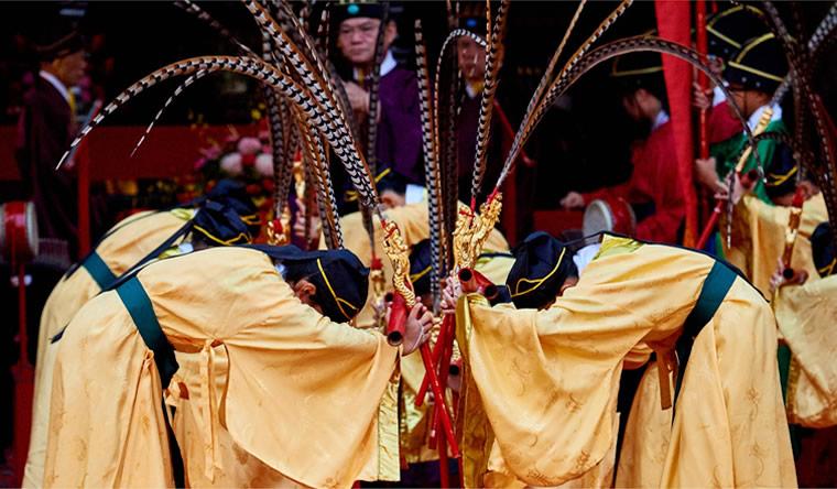各地举行活动纪念孔子诞辰2568周年