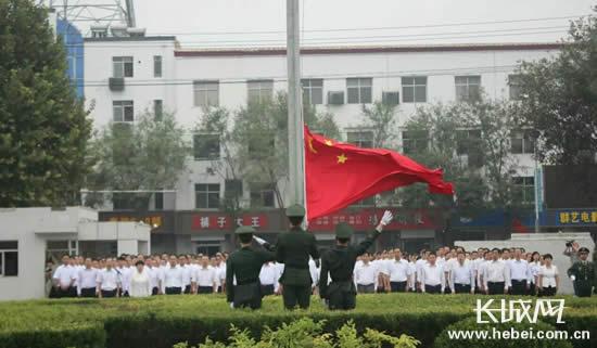 欢度国庆  喜迎中秋 衡水饶阳多措并举献礼中国梦