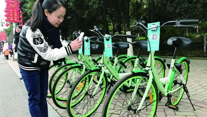 共享单车也能秩序井然