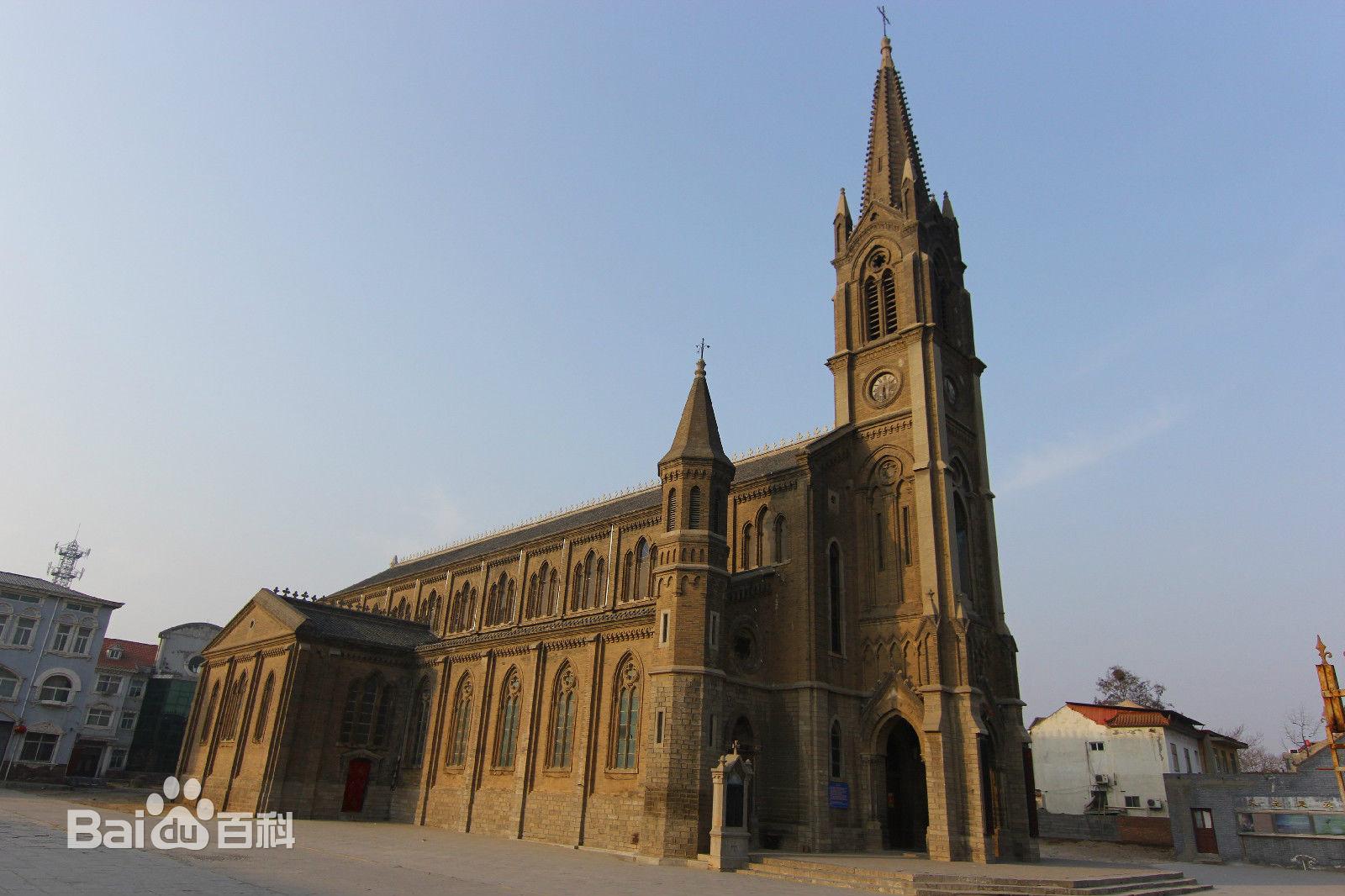 大名天主教堂