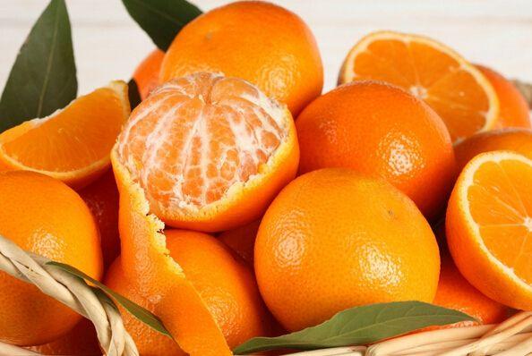 "一个橘子=五味""药"""