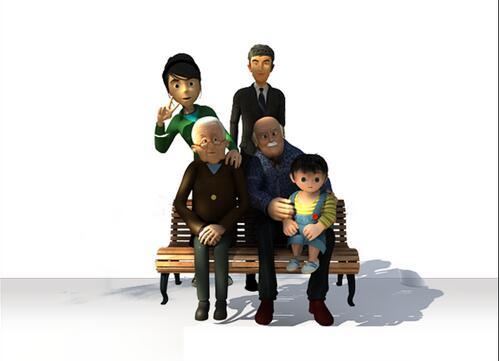 【创意视频】三维动画:一天·河北·一家人