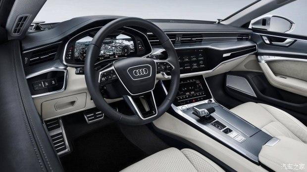 采用最新平台 奥迪新一代A7正式发布