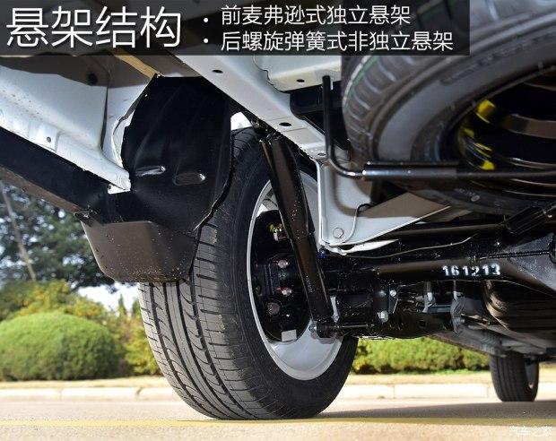 测试昌河M70 1.5L手动挡