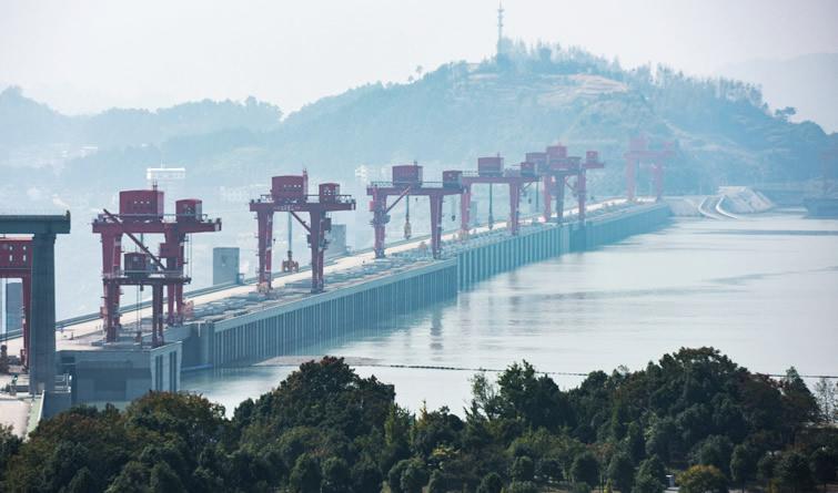 三峡工程新一轮175米试验性蓄水顺利完成