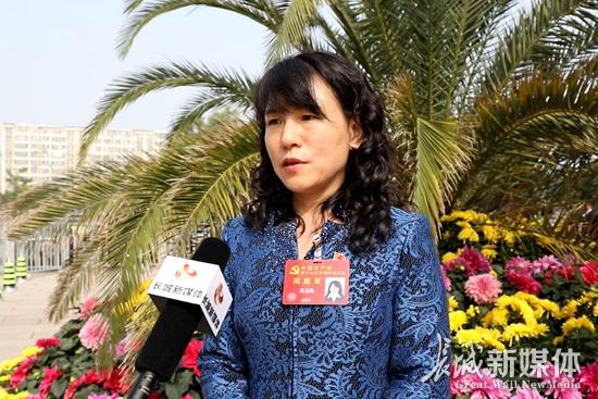 苏文珠:弘扬传统文化