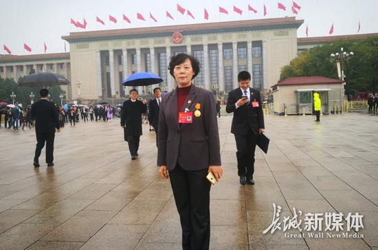 【直通党代会】戚红代表:工匠精神是中国工业发展永恒的基因
