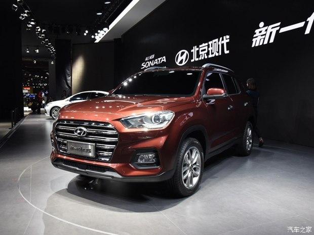 于11月15日上市 曝北京现代新ix35消息