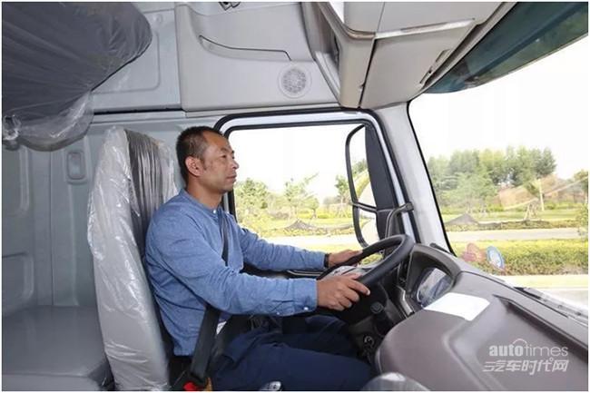 资深卡车用户陈林海
