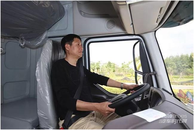 资深卡车用户王洪禹