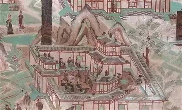 九九重阳 绘画作品中的重阳节是什么样