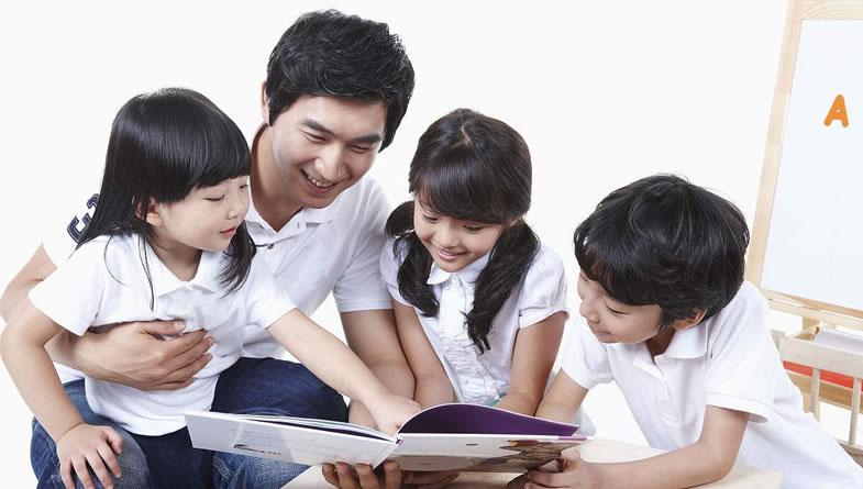 孩子阅读,父母要先读