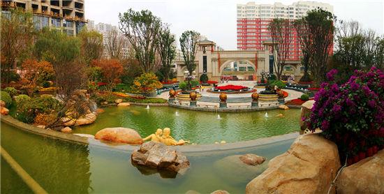 河北国家园林城市增至14个