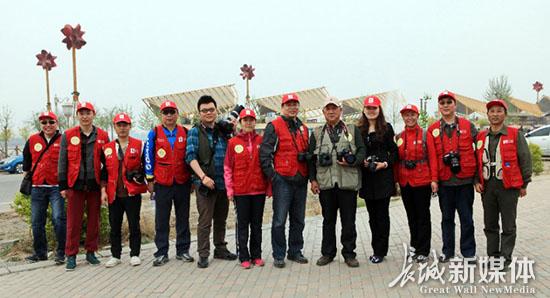 【喜迎十九大·最美的TA】最美志愿者贾志顺:不服老的公益摄影师