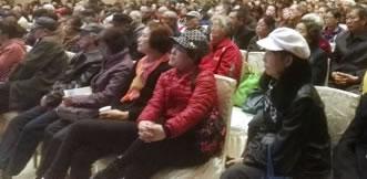 石家庄市消协举办老年消费教育活动