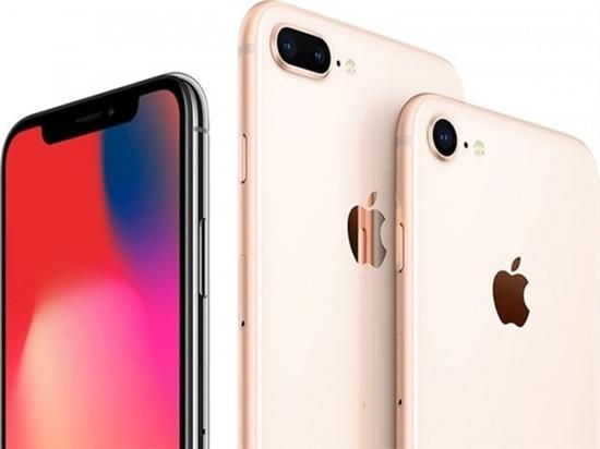 苹果削减iPhone 8订单
