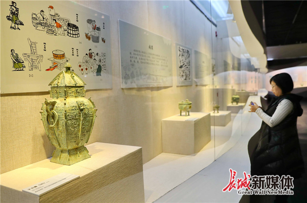 燕都宴飨——舌尖上的燕国展览亮相秦皇岛