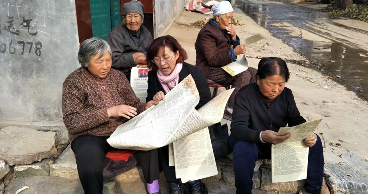 灵寿县审计局三举措宣讲党的十九大精神