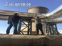 峰峰矿区实施热源引入 供热能力实现倍增